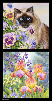 Ruffing's Original Watercolor Paintings and Fine Art Giclee Prints